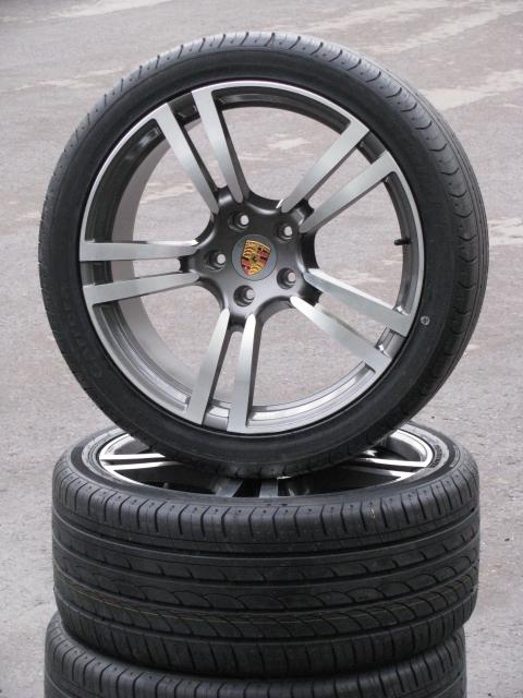 porsche cayenne turbo 2 литые диски