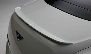 Спойлер на крышку багажника WALD Black Bison для Bentley Continental GT II