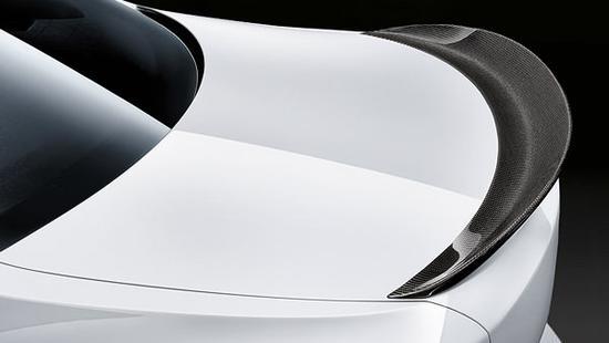 Задний спойлер (карбон) M Performance для BMW 2 Series F22 (код 51622334541)