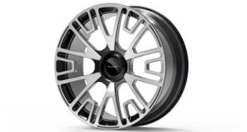 Колесный диск V.6 R22 Mansory для Rolls-Royce Cullinan
