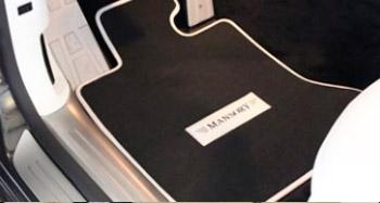 Коврики в салон Mansory для Rolls-Royce Cullinan
