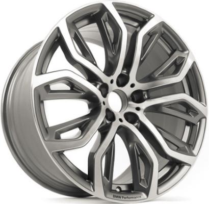 Легкосплавный колесный диск (Y-образные спицы) 375 для BMW X6 F16 (код 36116796150)