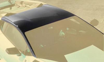 Накладка на крышу (карбон) Mansory для Lamborghini Huracan