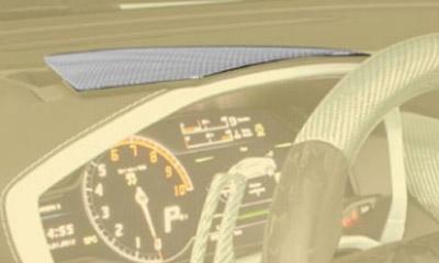 Козырек приборной панели (карбон) Mansory Torofeo для Lamborghini Huracan