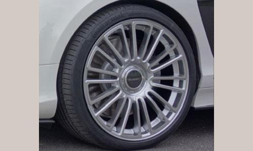 Колесный диск M10 (R21 / R22) Mansory для Bentley Continental GT II