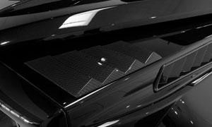 Накладки на передние крылья (карбон) Brabus V12 для Mercedes G-class W463
