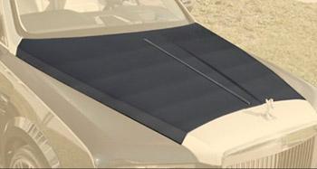Капот (карбон) Mansory для Rolls-Royce Cullinan
