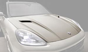 Капот TechArt для Porsche Cayenne Coupe E3