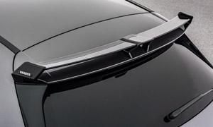 Спойлер на крышку багажника Brabus для Mercedes A-class W177