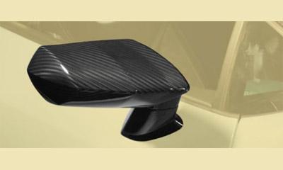 Корпуса зеркал (карбон) Mansory Torofeo для Lamborghini Huracan