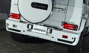 Задний бампер Branew для Mercedes G-class W463