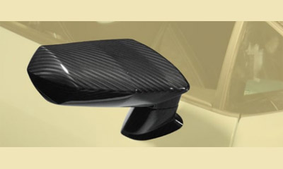 Корпуса зеркал (карбон) Mansory для Lamborghini Huracan