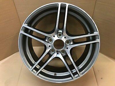 Легкосплавный колесный диск (сдвоенные спицы) 313 М для BMW 1 Series E81/E87 (код 36116856667)