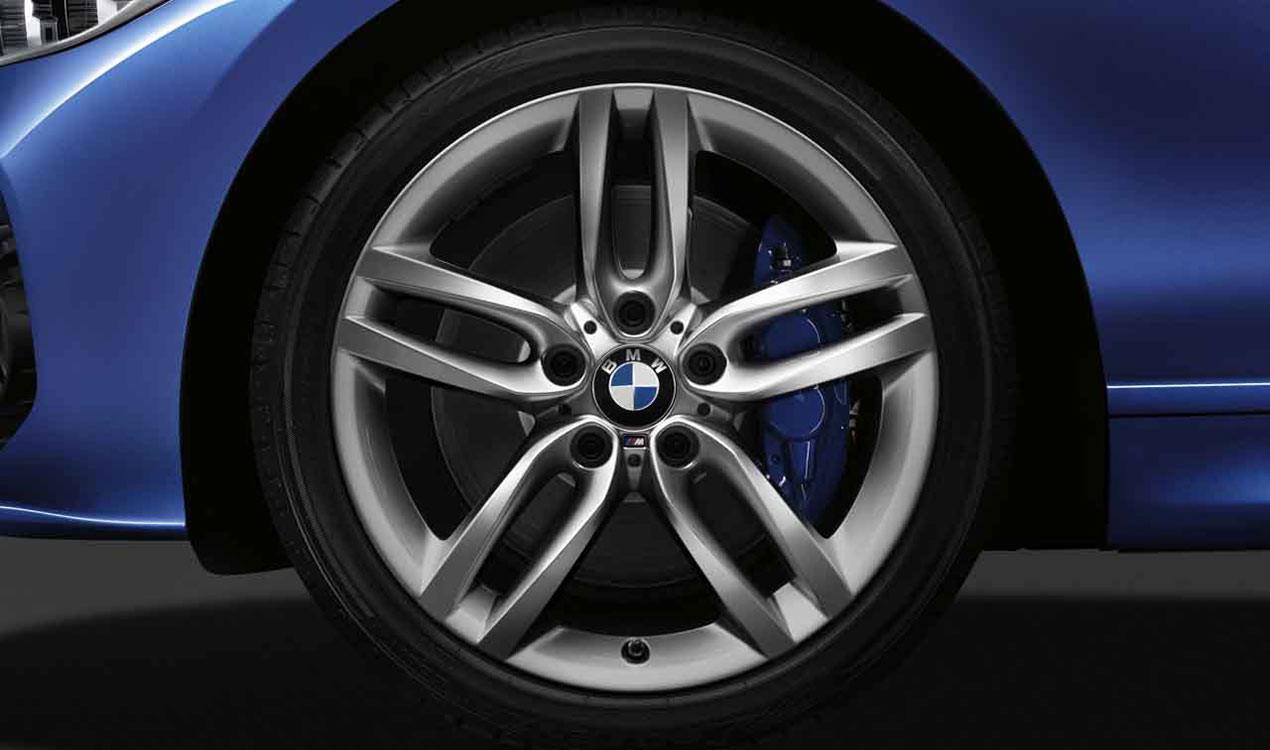 Легкосплавный колесный диск (сдвоенные спицы) 461 для BMW 2 Series F22 (код 36117852490)