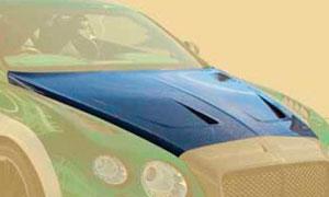 Капот Race (под покраску / карбон) Mansory для Bentley Continental GT II