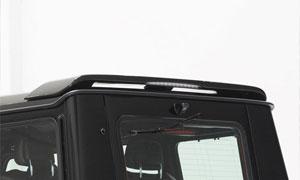 Спойлер на крышу (со стоп-сигналом) Brabus V12 для Mercedes G-class W463
