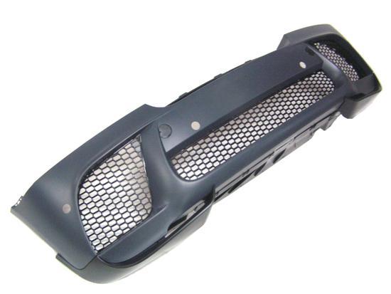 Облицовка переднего бампера (верхняя часть, загрунтованная) ERSATZ для BMW X6 E71 (код 51112162465)