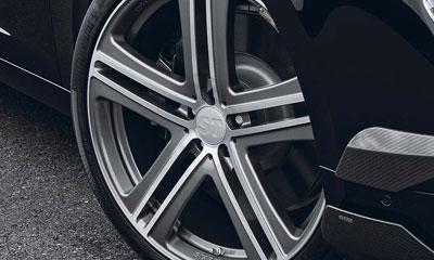 Колесный диск Monostar G (кованый) R22 Continental GT 2 Startech для Bentley Continental GT II