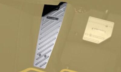 Накладка на площадку для отдыха левой ноги Mansory для Lamborghini Huracan