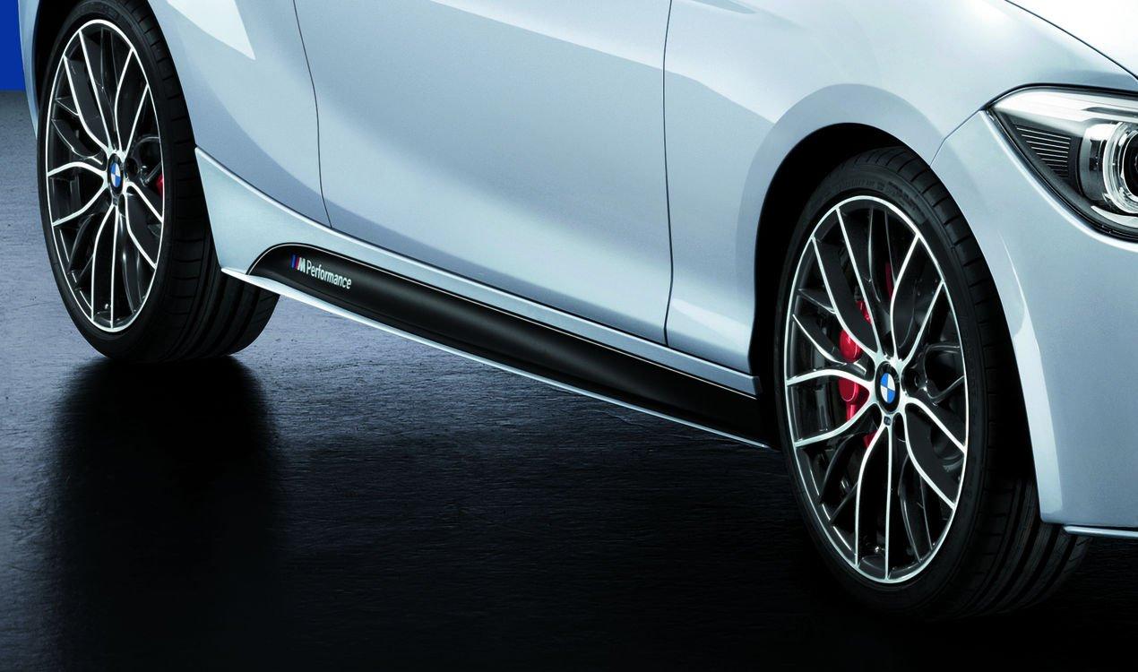 Пленка бокового швеллера (левая / правая) M Performance для BMW X1 F48 (код 51142410443)