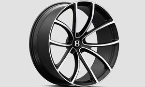 Колесные диски Forged (кованые) R24 (комплект) Kahn Design для Bentley Bentayga