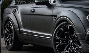 Расширители колесных арок Kahn Design для Bentley Bentayga