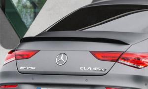 Спойлер на крышку багажника CLA45 AMG для Mercedes CLA-class C118