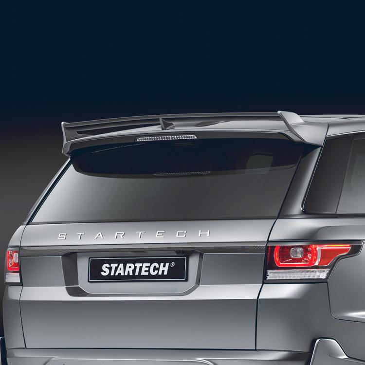 Логотип на капот и крышку багажника