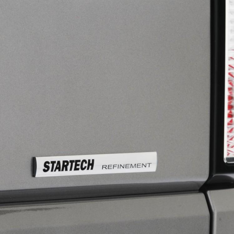 Логотип STARTECH Refinement