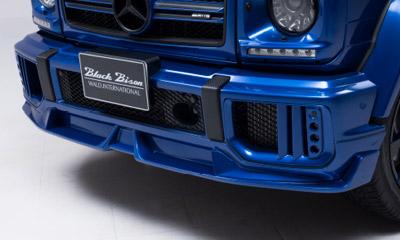 Накладка на передний бампер WALD Black Bison G63 для Mercedes G-class W463
