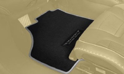 Коврики в салон Mansory для Lamborghini Huracan