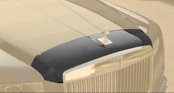 Накладка на решетку радиатора (карбон) Mansory для Rolls-Royce Cullinan