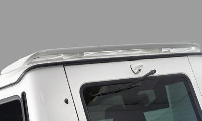Спойлер на крышу Hamann для Mercedes G-class W463