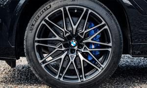 Комплект колесных дисков R21 для BMW X6 G06 в X6M
