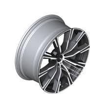 Легкосплавный колесный диск (звездообразные спицы) 740M для BMW X5 G05 (код 36118071997)