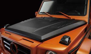 Капот WALD Black Bison G63 для Mercedes G-class W463