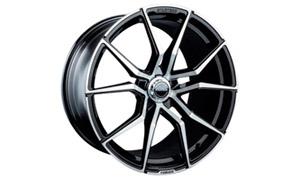 Колесный диск Monostar M Silver R22 Startech для Bentley Continental GT III