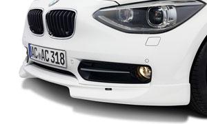 Накладка на передний бампер AC Schnitzer для BMW 1 Series F20