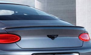 Спойлер на крышку багажника (карбон) Startech для Bentley Continental GT III