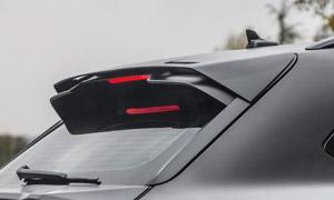 Верхний спойлер на крышку багажника (карбон) Kahn Design для Bentley Bentayga