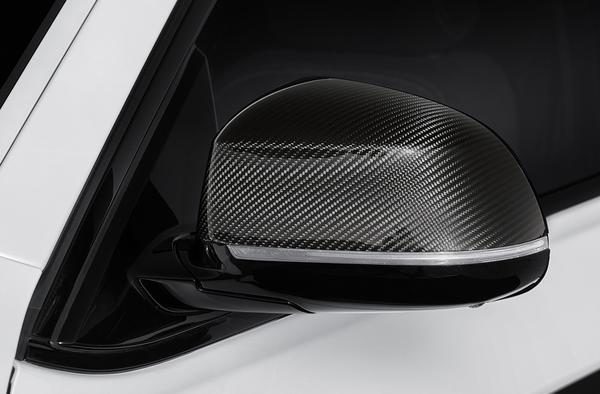 Обтекатель наружного зеркала (карбон) M Performance для BMW X6 F16 (код 51162337577)