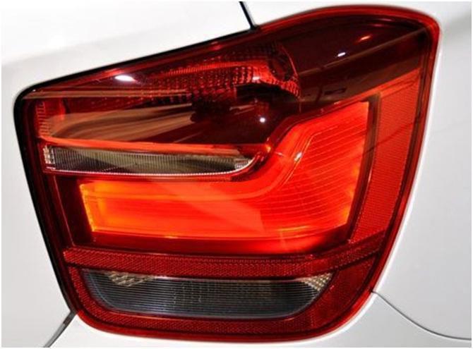 Блок задних фонарей (правый) для BMW 1 Series F20/F21 (код 63217241542)