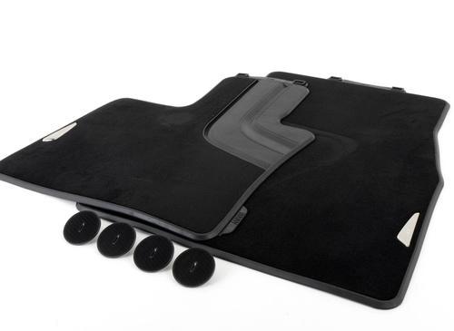 Текстильные ножные коврики (передние) для BMW X6 F16 (код 51472347731)