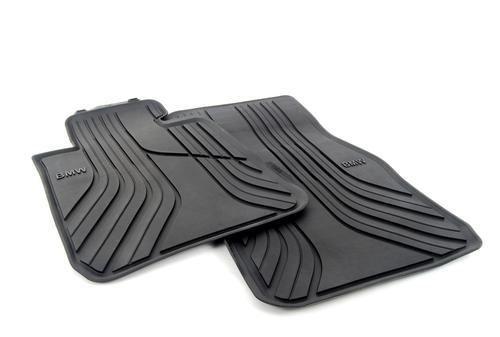 Всепогодные ножные коврики (задние) для BMW 1 Series F20/F21 (код 51472210210)