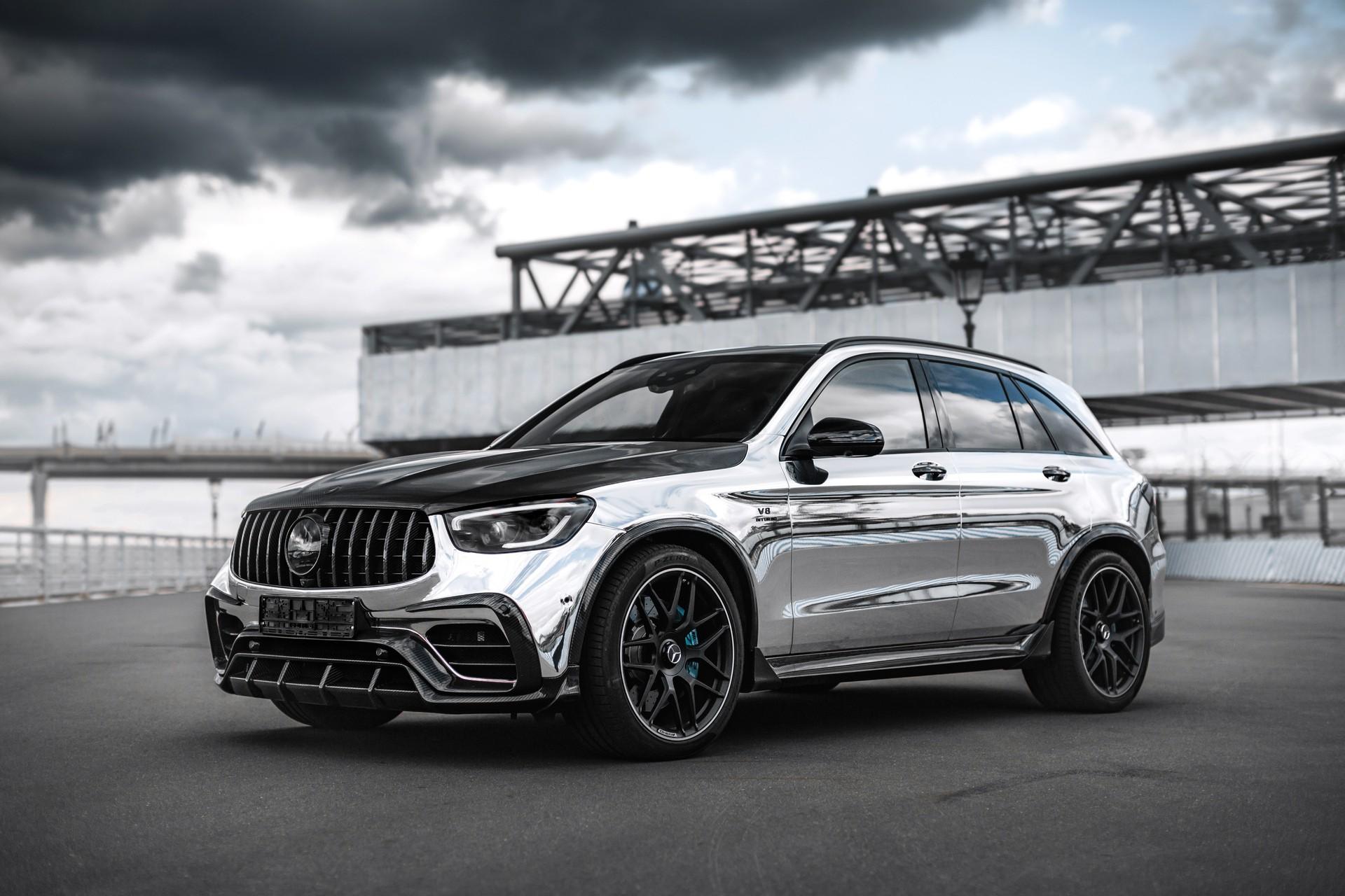Тюнинг TopCar Wagon Inferno для Mercedes GLC-class