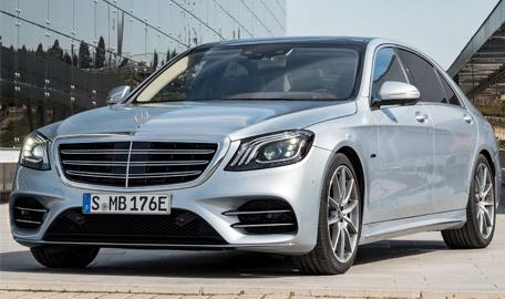 Комплект рестайлинга (AMG-пакет) для Mercedes S-class W222