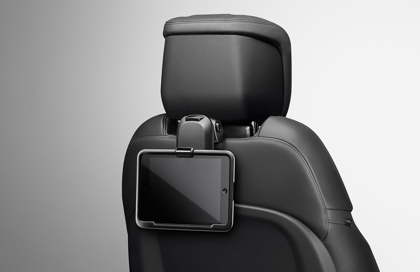 Приспособление Click and Play для iPad Mini для Range Rover Evoque