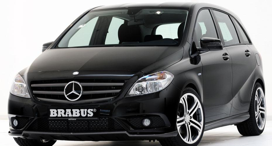 Обвес Brabus для Mercedes B-class W246