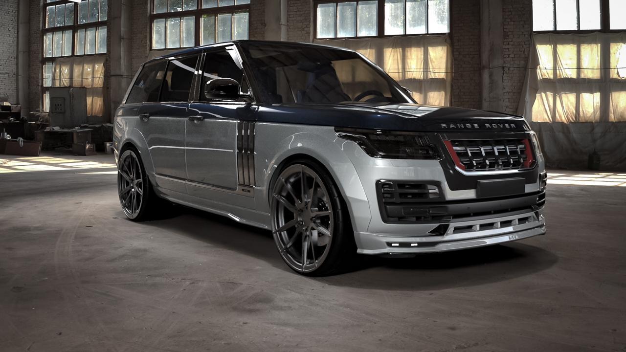 Обвес Renegade для Range Rover