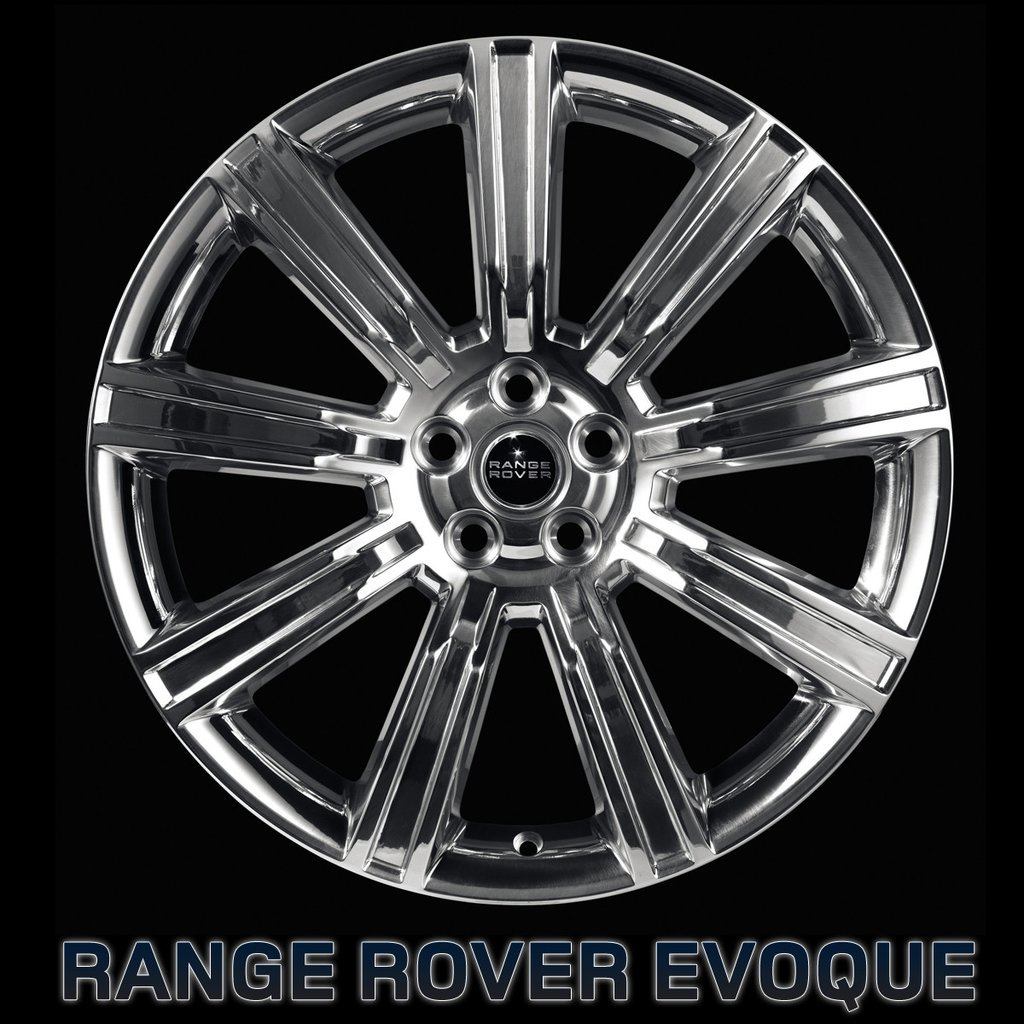 Колесный диск R20 Polished Finish для Range Rover Evoque